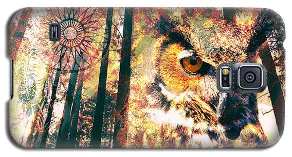 Owl Medicine 2015 Galaxy S5 Case