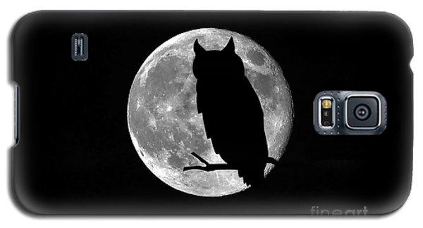 Owl Moon Galaxy S5 Case