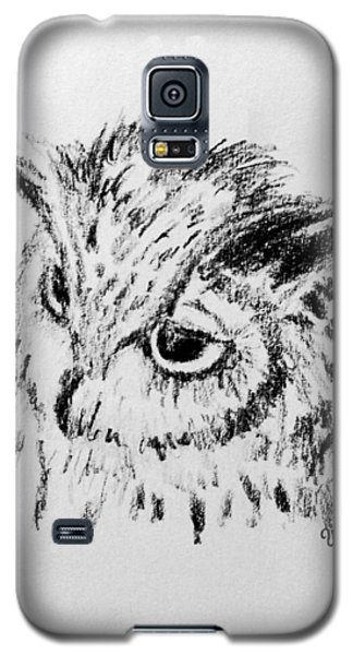 Owl Study Galaxy S5 Case