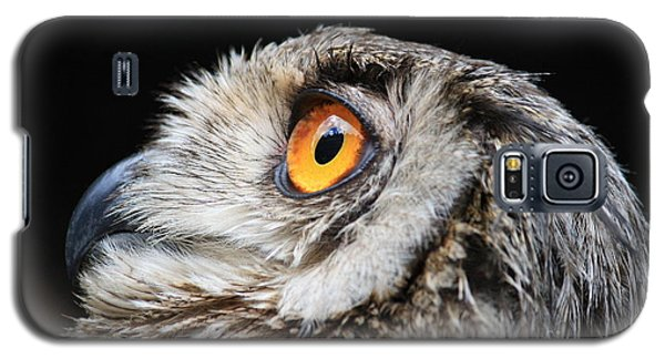 Owl The Grand-duc Galaxy S5 Case