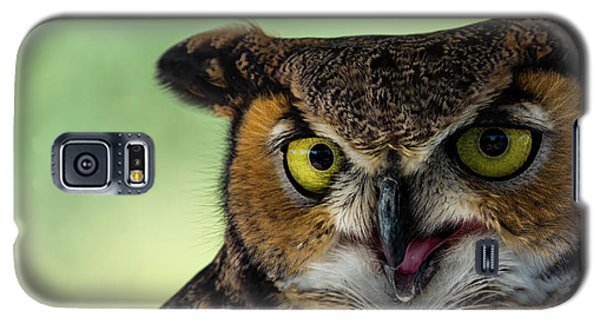 Owl Tongue Galaxy S5 Case