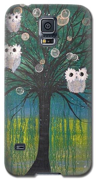 Owl Tree Of Life #378 Galaxy S5 Case