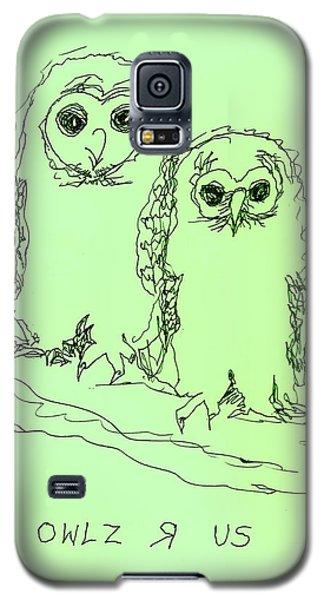Owlz R Us Galaxy S5 Case
