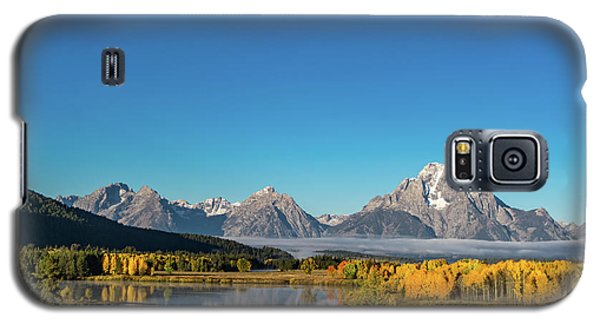 Oxbow Bend Galaxy S5 Case by Mary Hone