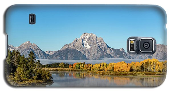 Oxbow Bend Reflecting Galaxy S5 Case by Mary Hone