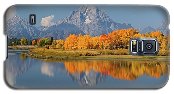 Oxbow Bend Reflection Galaxy S5 Case