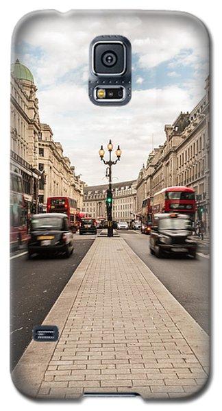 Oxford Street In London Galaxy S5 Case