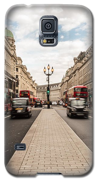 Oxford Street In London Galaxy S5 Case