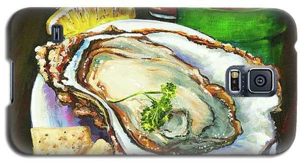 Oyster And Crystal Galaxy S5 Case