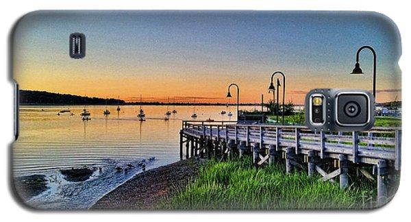 Oyster Bay Long Island Galaxy S5 Case