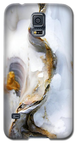 Galaxy S5 Case featuring the photograph Oyster by Richard George