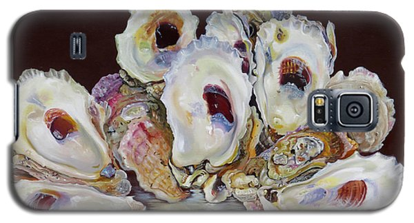 Oyster Shell Study At Low Tide Galaxy S5 Case