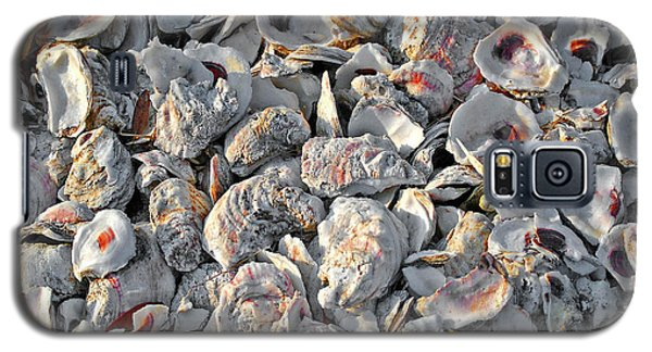 Oysters Shells Galaxy S5 Case