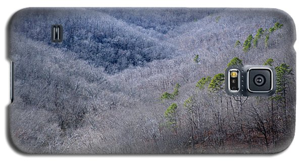 Ozarks Trees #4 Galaxy S5 Case
