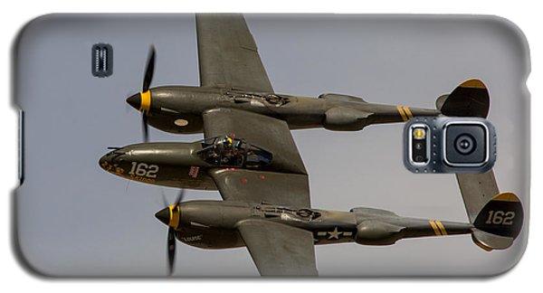 P-38 Skidoo Galaxy S5 Case