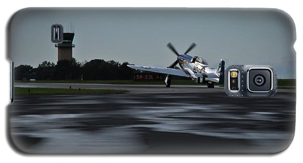 Galaxy S5 Case featuring the photograph P-51  by Douglas Stucky