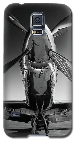 Transportation Galaxy S5 Case - P-51 Mustang by John Hamlon