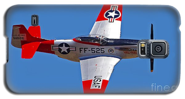 P-51d Mustang Flyby Galaxy S5 Case