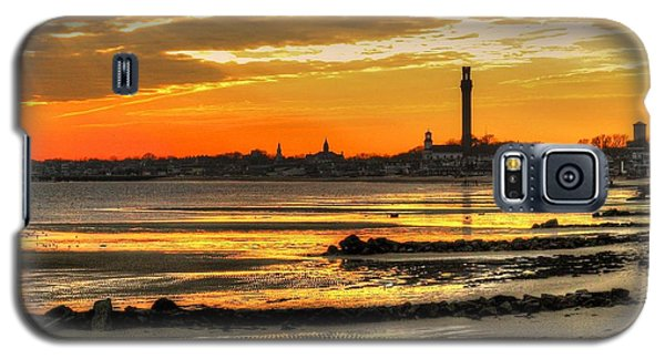 P Town Sunset Galaxy S5 Case
