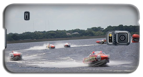 P1 Powerboats Orlando 2016 Galaxy S5 Case