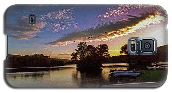 Pa French Creek 2074 Galaxy S5 Case by Scott McAllister