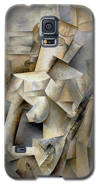 Pablo Picasso Girl With A Mandolin 1910 Galaxy S5 Case
