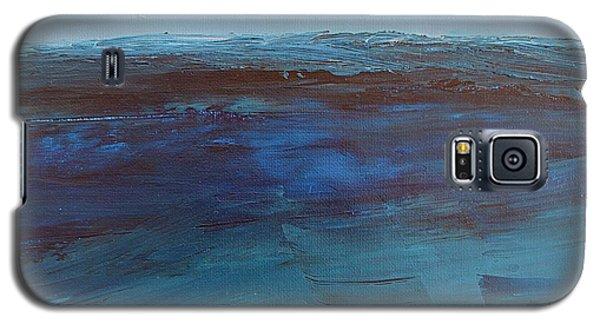 Pacific Blue Galaxy S5 Case