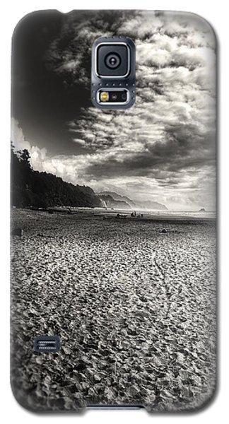 Galaxy S5 Case featuring the photograph Pacific Coast Highway Oregon by Douglas MooreZart