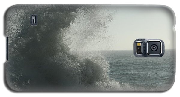 Pacific Crash Galaxy S5 Case by Laddie Halupa