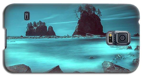 Pacific Moody Sea Stacks Galaxy S5 Case