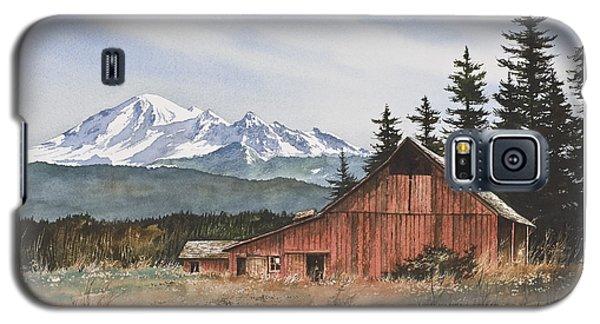 Pacific Northwest Landscape Galaxy S5 Case