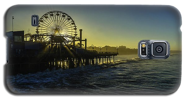 Pacific Park Ferris Wheel Galaxy S5 Case