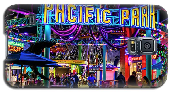 Pacific Park - On The Pier Galaxy S5 Case