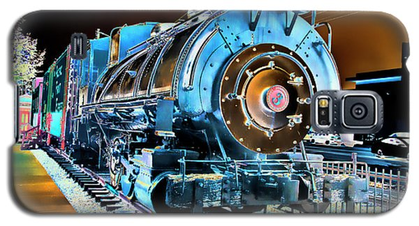Pacific Southwest Railway And Meseum Galaxy S5 Case