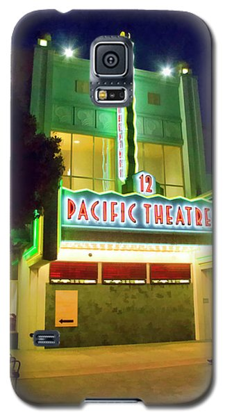 Galaxy S5 Case featuring the photograph Pacific Theater - Culver City by Chuck Staley