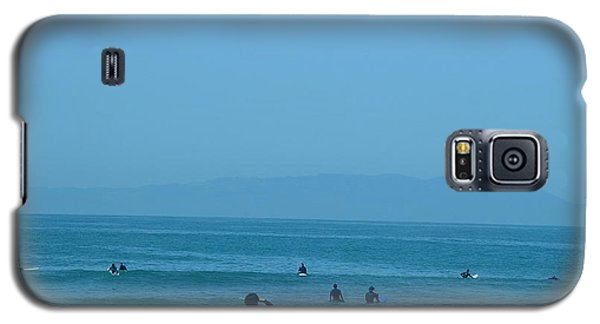 Pacifica Beach Galaxy S5 Case