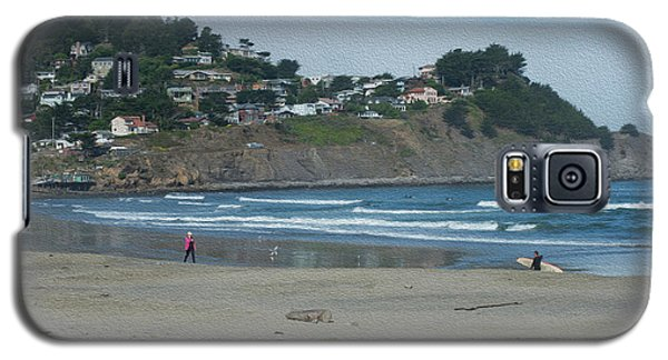 Galaxy S5 Case featuring the photograph Pacifica California by David Bearden