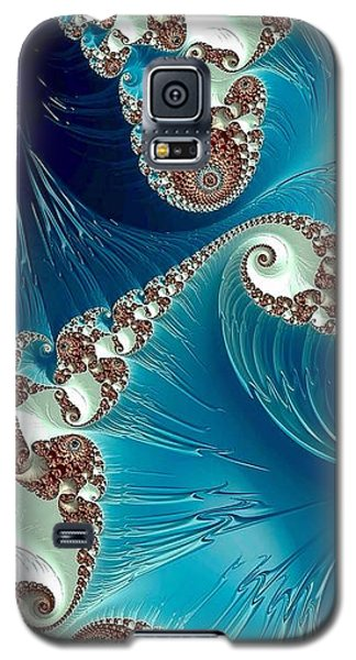 Pacifica Galaxy S5 Case by Susan Maxwell Schmidt