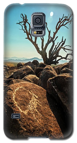 Pack Mule Petroglyph Galaxy S5 Case