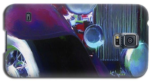 Packard Close Up Galaxy S5 Case