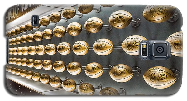 Packers Wall Of Fame Galaxy S5 Case