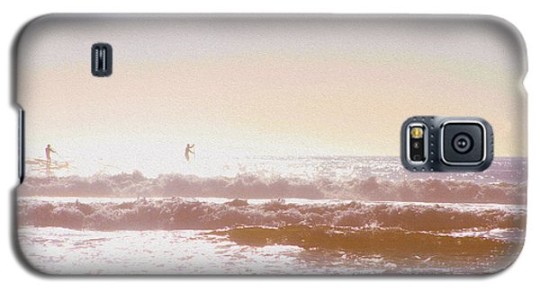 Paddleboarders Galaxy S5 Case