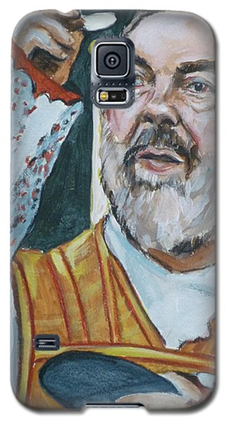 Padre Pio Galaxy S5 Case