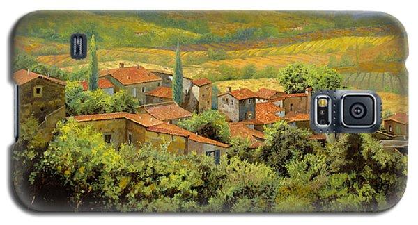Landscapes Galaxy S5 Case - Paesaggio Toscano by Guido Borelli