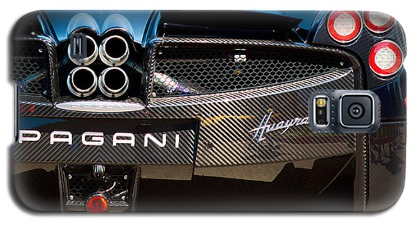 Pagani Huayra Black Galaxy S5 Case