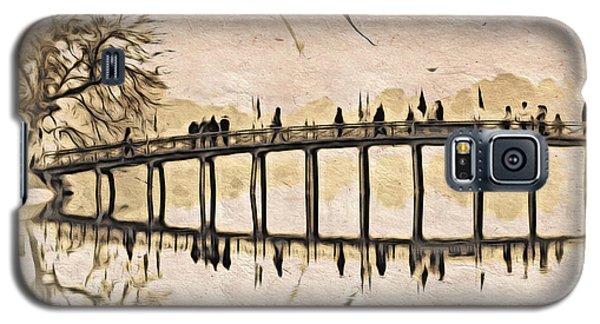 Pagoda Bridge Galaxy S5 Case