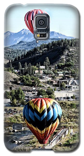 Pagosa Springs Colorfest 2015 Galaxy S5 Case