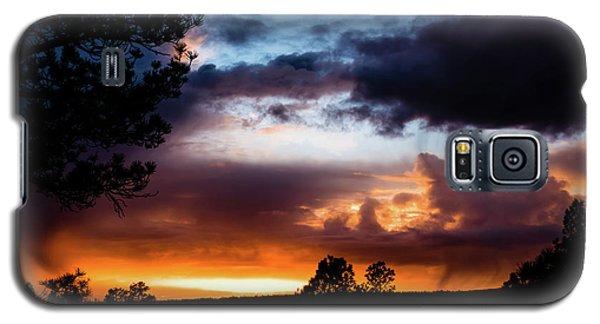 Pagosa Sunset 11-20-2014 Galaxy S5 Case