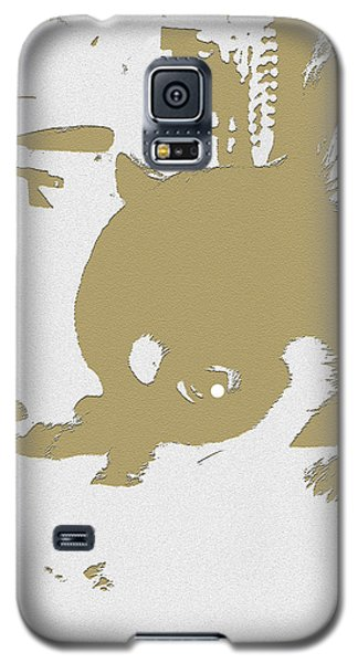 Cutie Galaxy S5 Case by Roro Rop