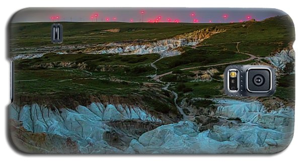 Galaxy S5 Case featuring the photograph Paint Mines Interpretive Park by James BO Insogna